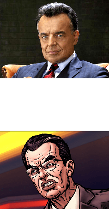 Ray Wise as Cyrus Dekalb in To Your Last Death
