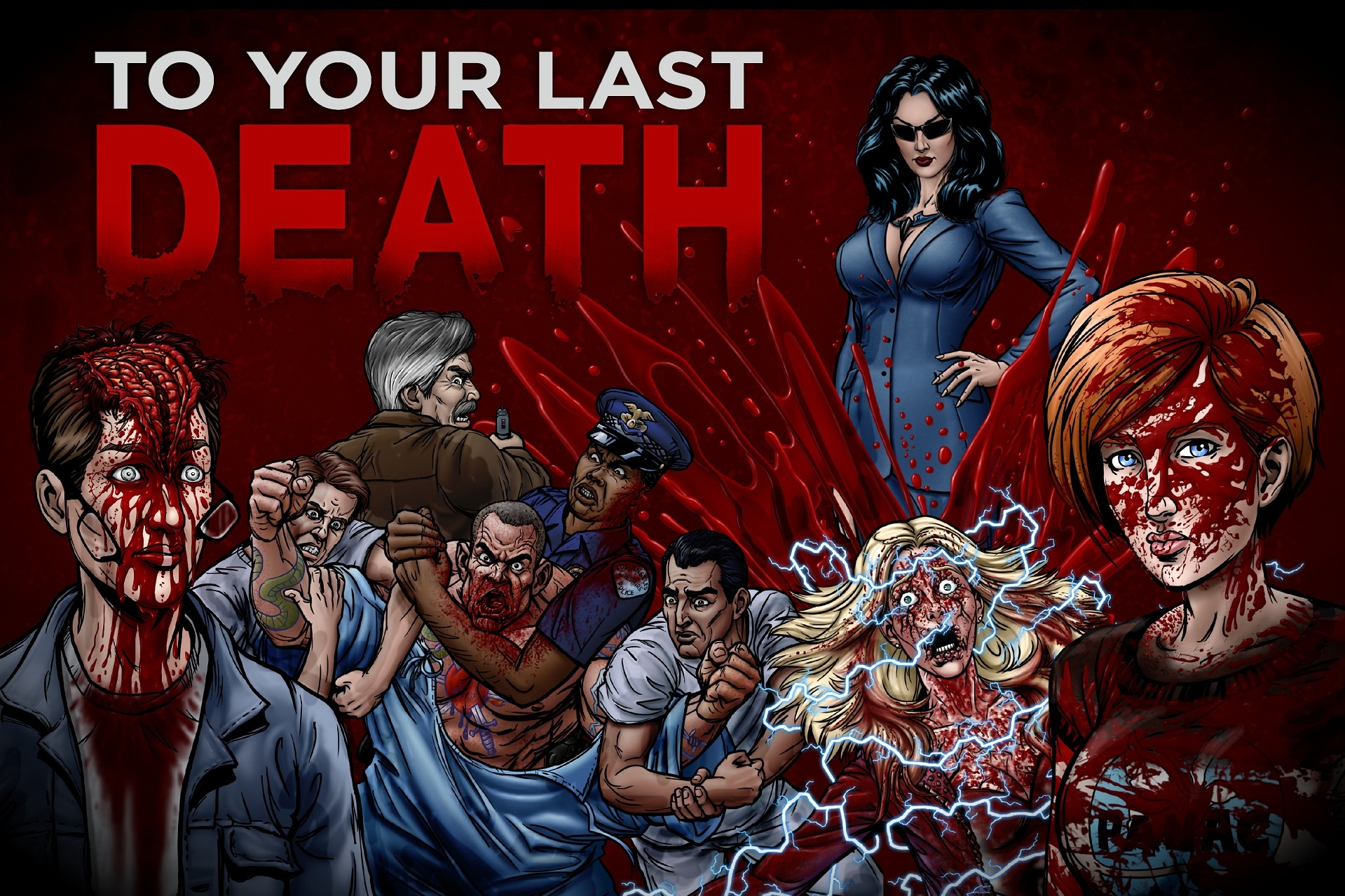 To Your Last Death Teser Trailer