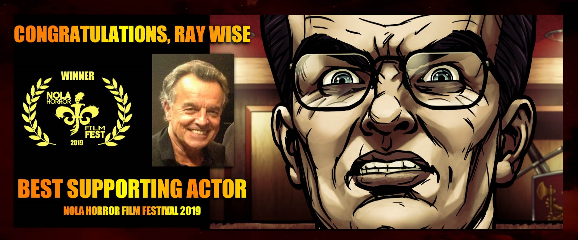 To Your Last Death Ray Wise