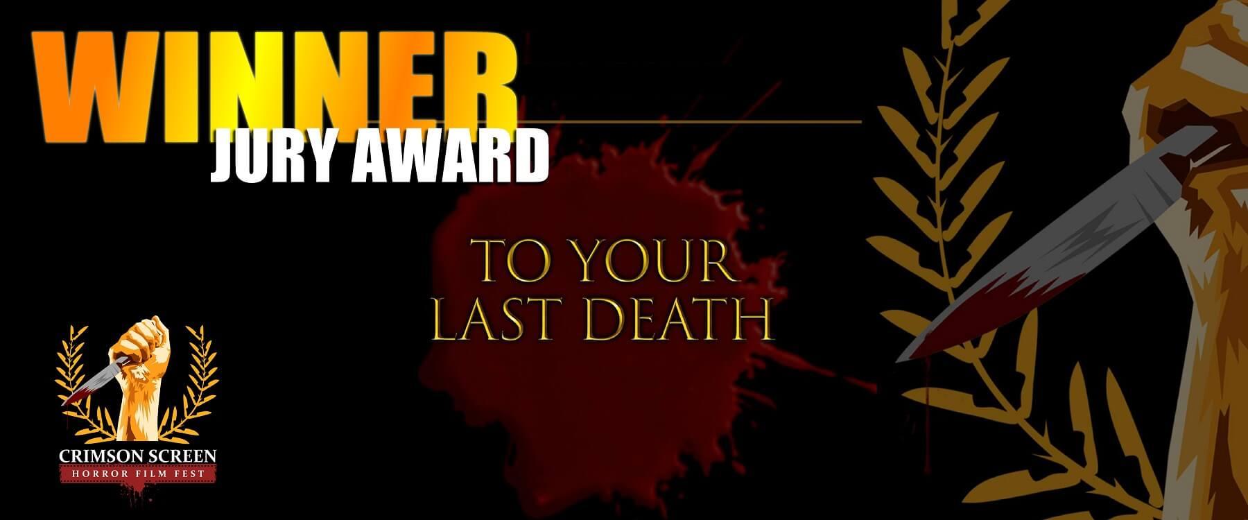 To Your Lat Daeth Jury Award 2020