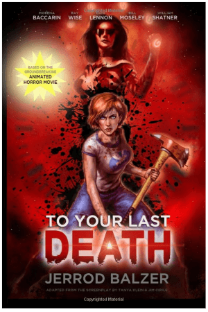 To Your Last Death Novelization